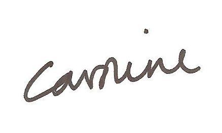Caroline's signature 001