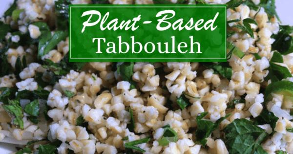 Plant Based Tabbouleh