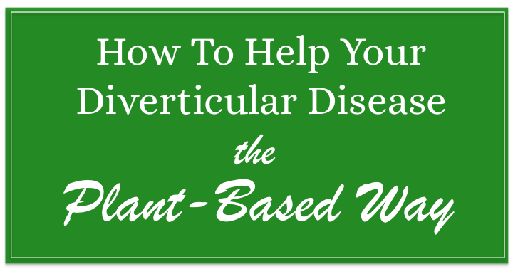 How To Help Your Diverticular Disease