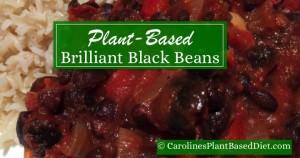 Brilliant Black Bean and Tomato Dinner Recipe
