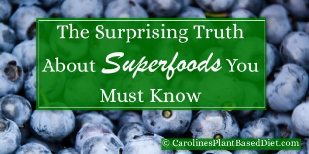 The Surprising Truth About Superfoods You Must Know