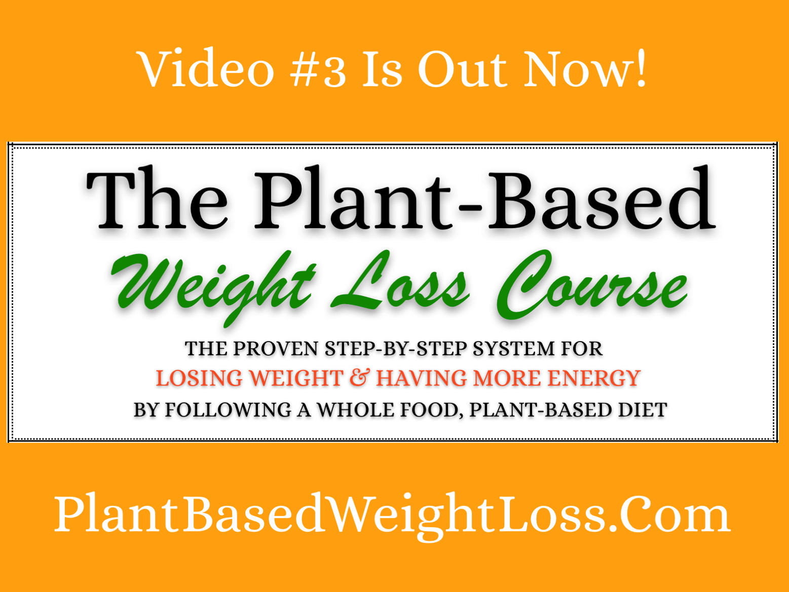 Caroline's Plant-Based Diet Plant-Based-Weight-Loss-Course