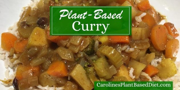 Plant-Based Curry