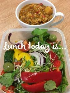 Lunch Thurs 231117 caption