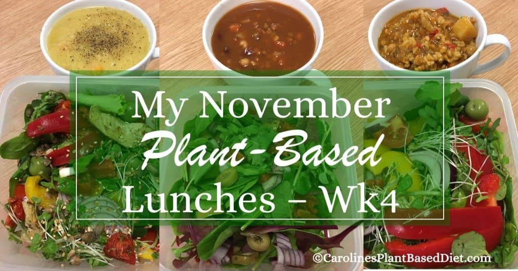 My November Plant-Based Lunches wc201117