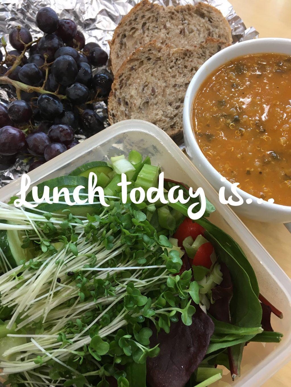 PB lunch 18 Sept 18